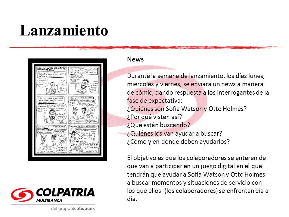 Lanzamiento News.