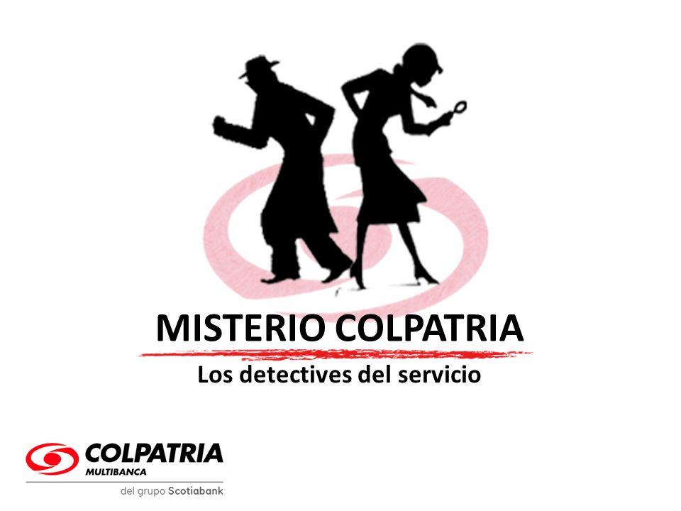 MISTERIO COLPATRIA Los detectives del servicio