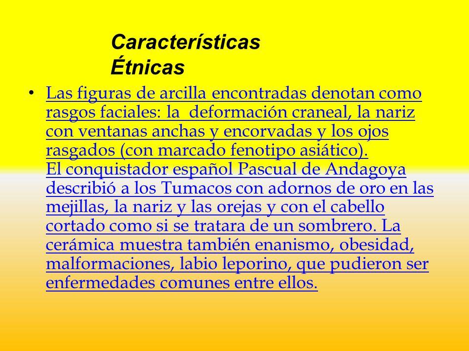 Características Étnicas