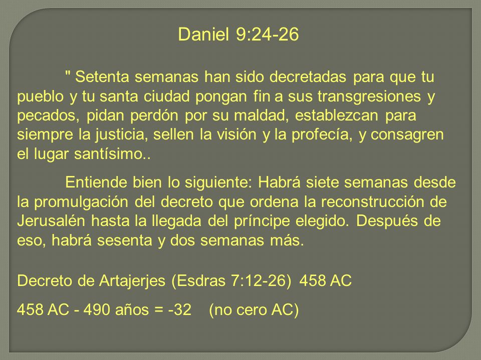 Resultado de imagen para DANIEL 9:24