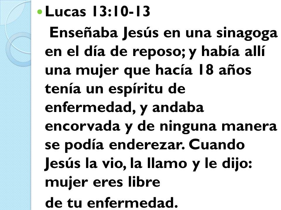 Lucas 13:10-13