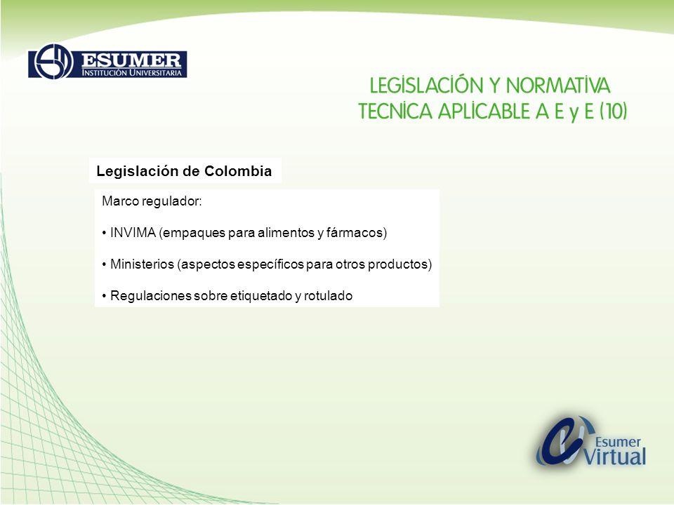 Legislación de Colombia
