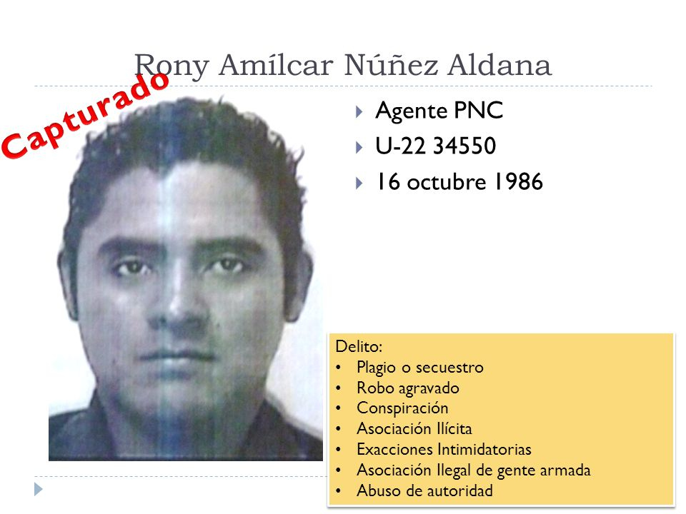 Rony Amílcar Núñez Aldana