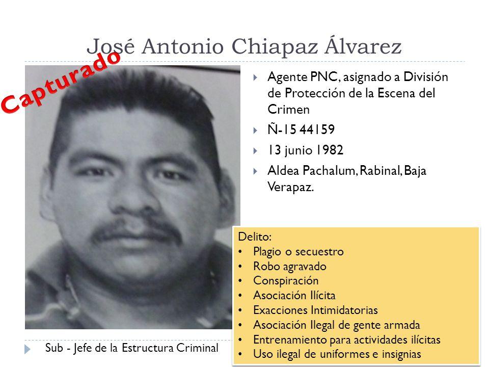 José Antonio Chiapaz Álvarez