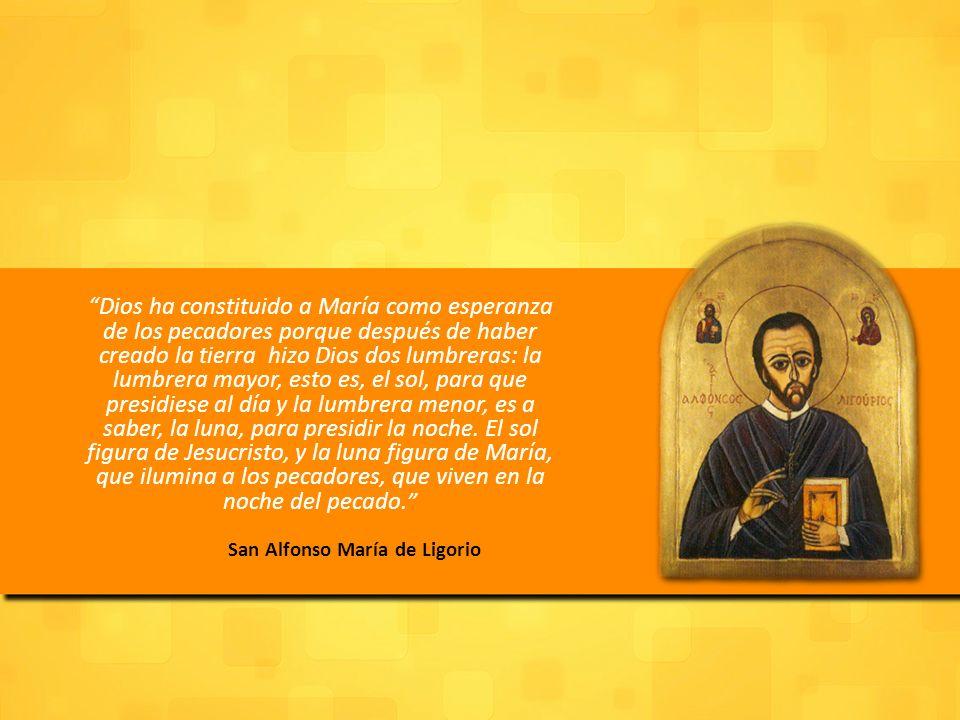 San Alfonso María de Ligorio