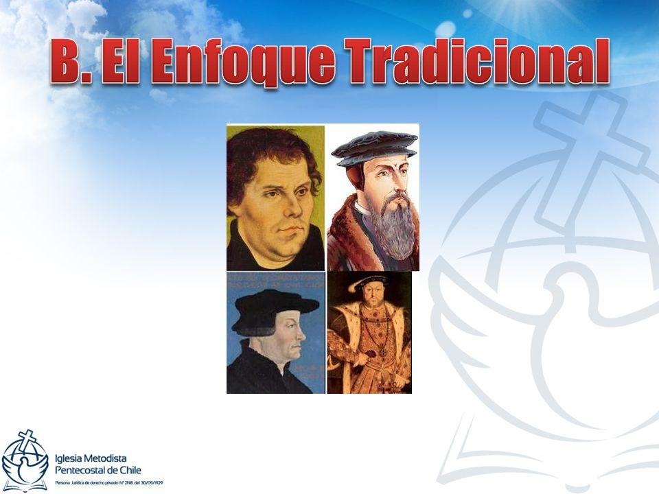 B. El Enfoque Tradicional