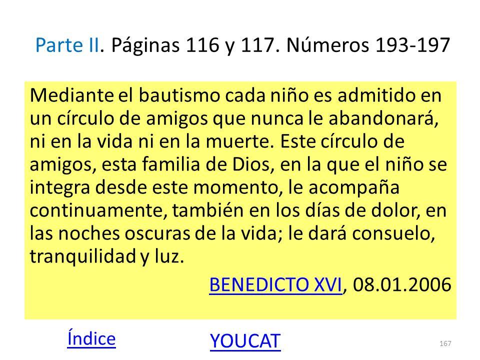 Parte II. Páginas 116 y 117. Números 193-197