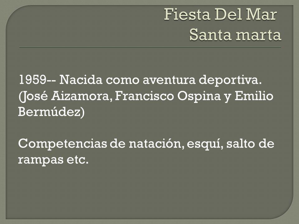 Fiesta Del Mar Santa marta