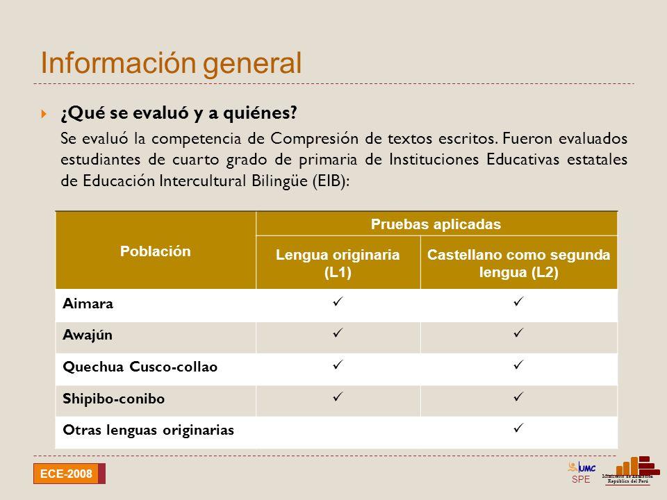 Castellano como segunda lengua (L2)