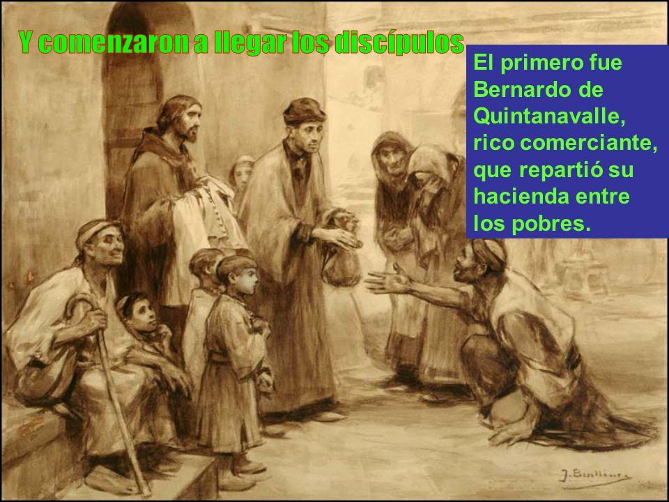 Y comenzaron a llegar los discípulos
