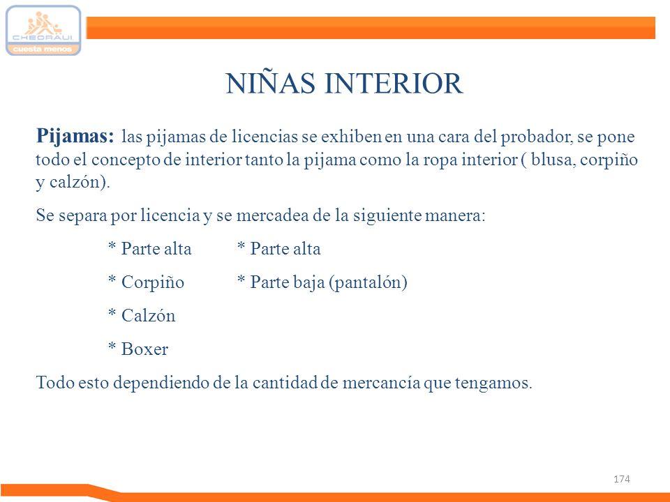 NIÑAS INTERIOR