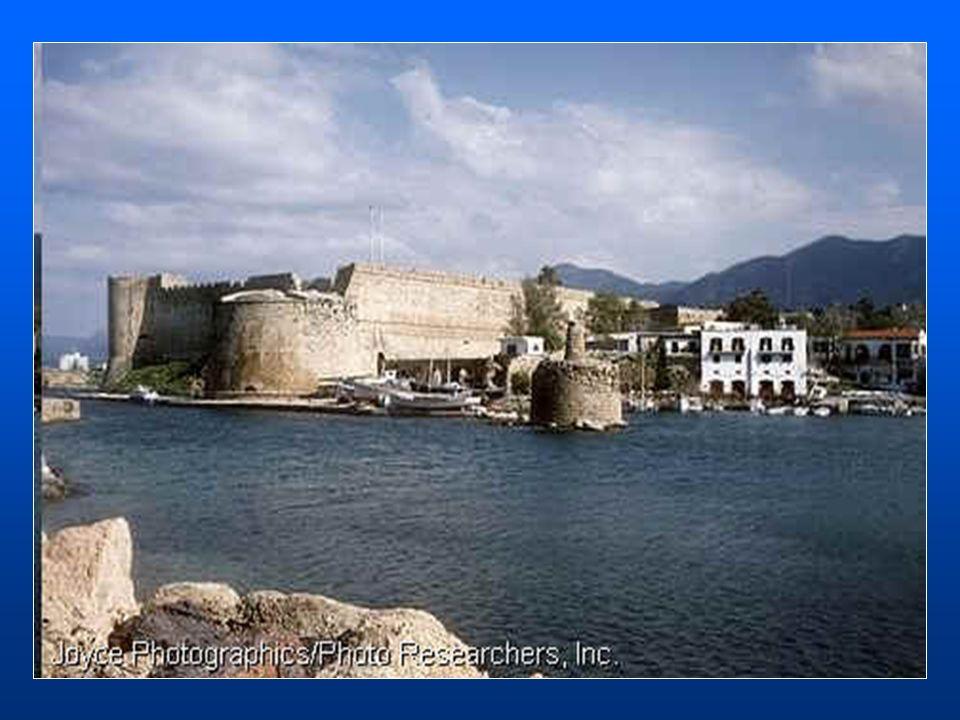 La comunidad de Antioquía envió a Bernabé y Pablo a predicar a Chipre y Anatolia (1º viaje).
