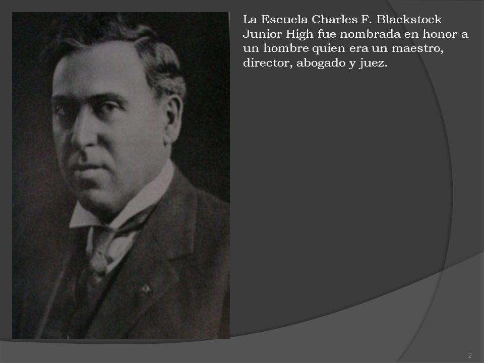 La Escuela Charles F.