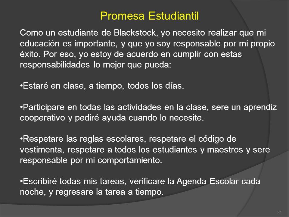 Promesa Estudiantil