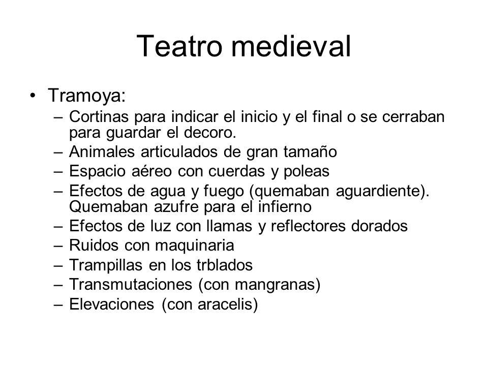 Teatro medieval Tramoya: