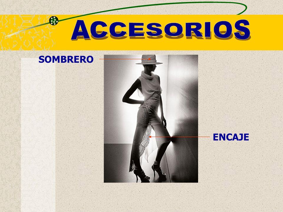 ACCESORIOS SOMBRERO.