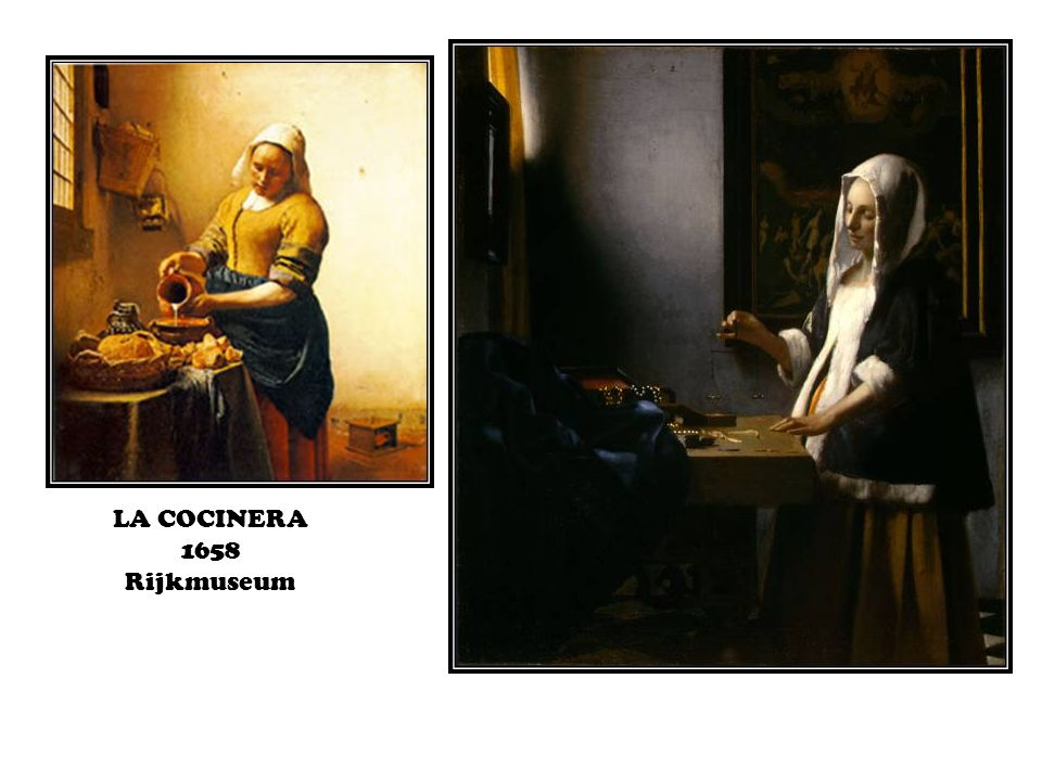 LA COCINERA 1658 Rijkmuseum