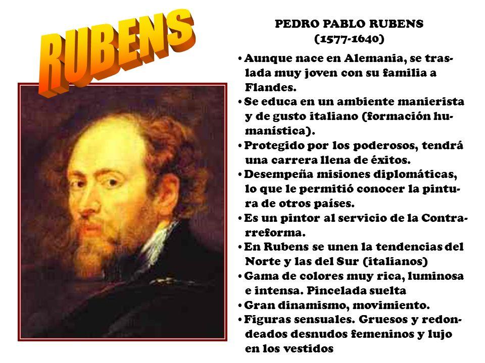 RUBENS PEDRO PABLO RUBENS (1577-1640)