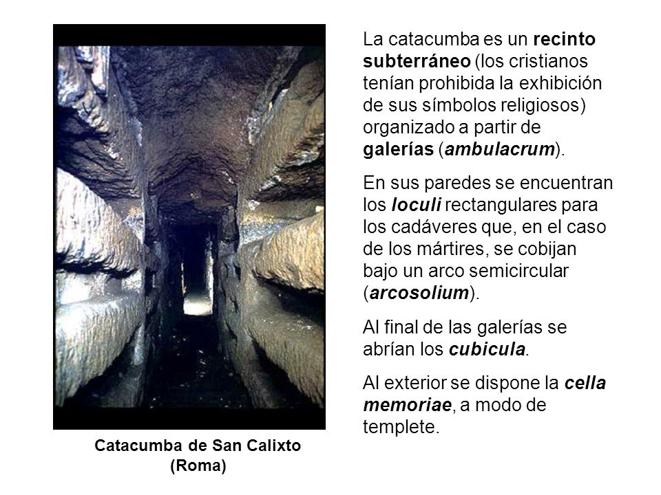 Catacumba de San Calixto (Roma)