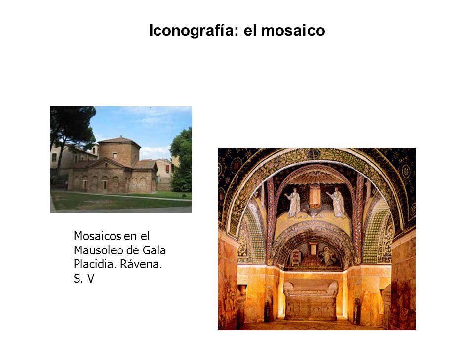 Iconografía: el mosaico