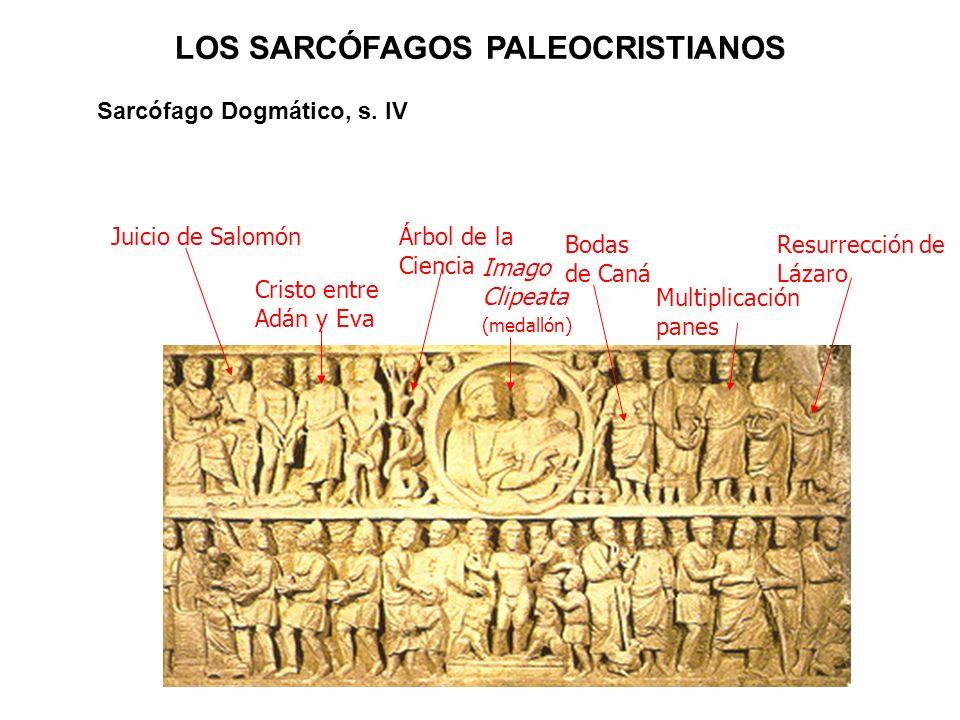 Sarcófago Dogmático, s. IV