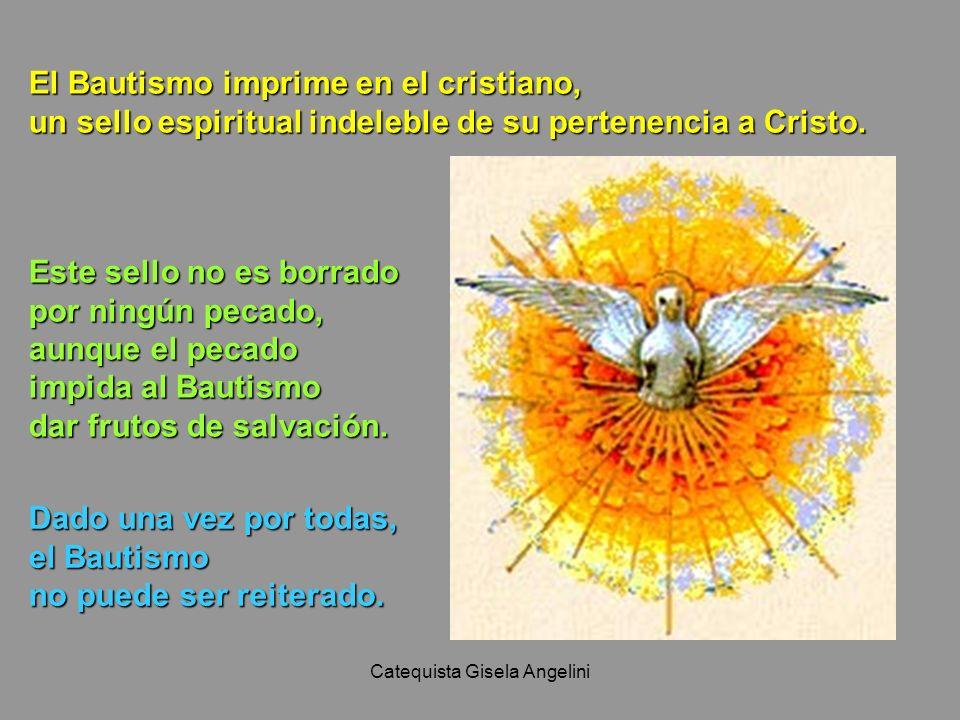 Catequista Gisela Angelini