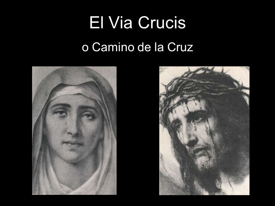 El Via Crucis o Camino de la Cruz