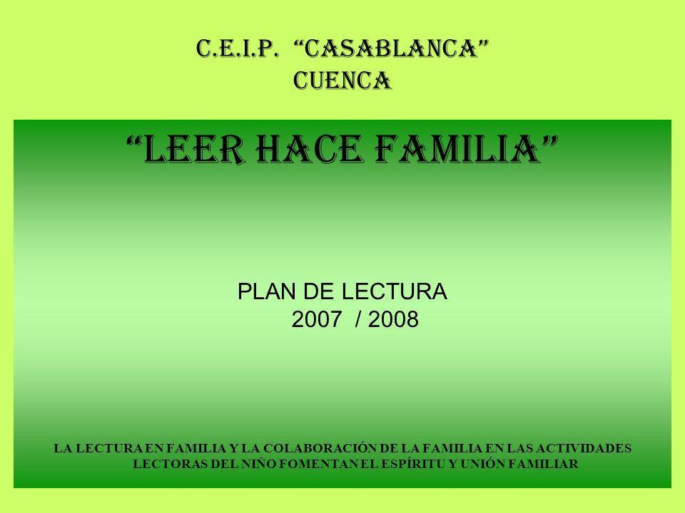 C.E.I.P. CASABLANCA CUENCA