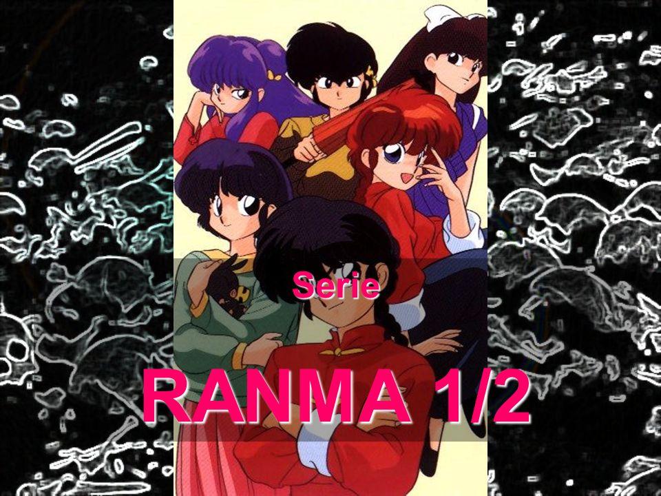 Serie RANMA 1/2
