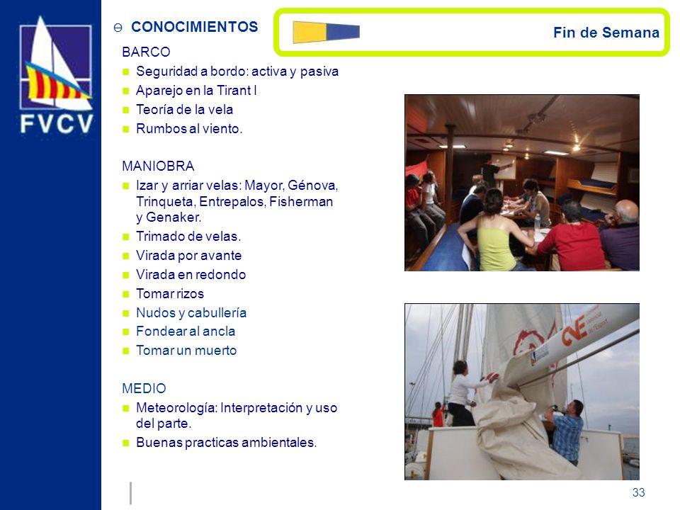 CONOCIMIENTOS Fin de Semana BARCO Seguridad a bordo: activa y pasiva