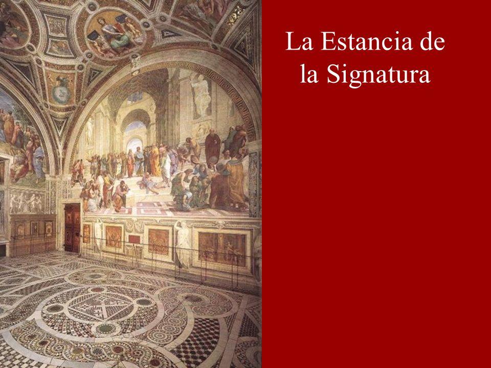 La Estancia de la Signatura