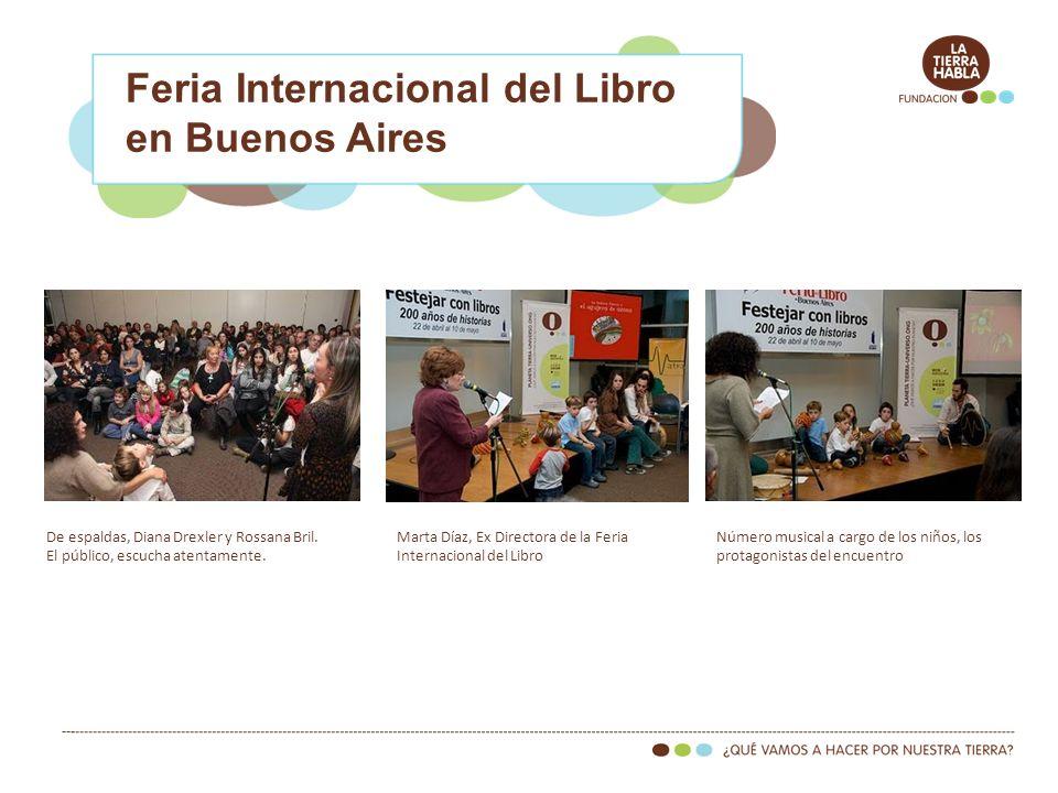 Feria Internacional del Libro en Buenos Aires