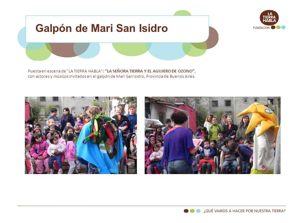 Galpón de Mari San Isidro