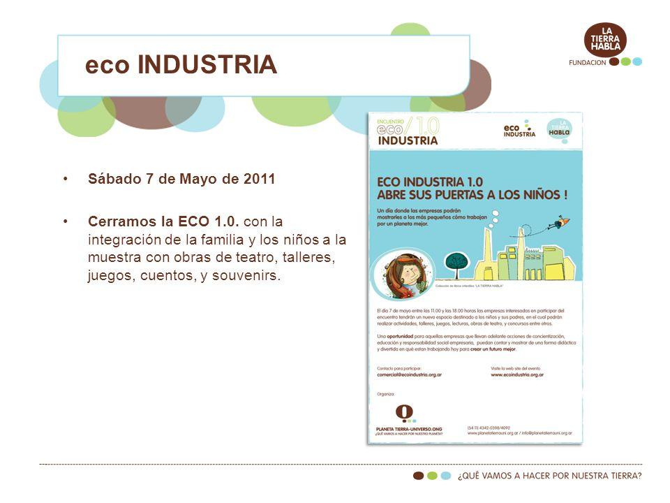 eco INDUSTRIA Sábado 7 de Mayo de 2011