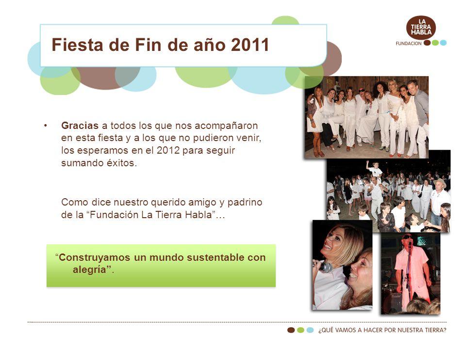 Fiesta de Fin de año 2011