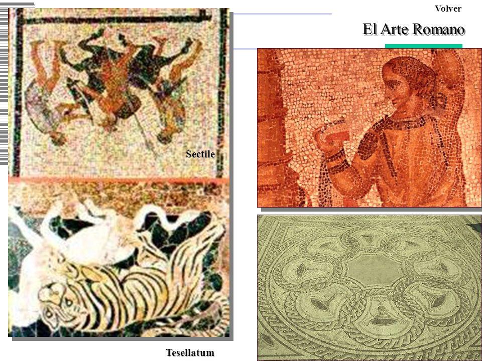 Pompeyo Volver El Arte Romano Ara Pacis Afrodita Sectile Tesellatum