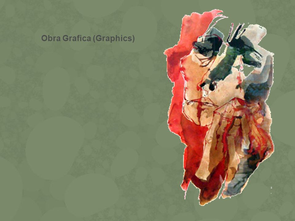 Obra Grafica (Graphics)