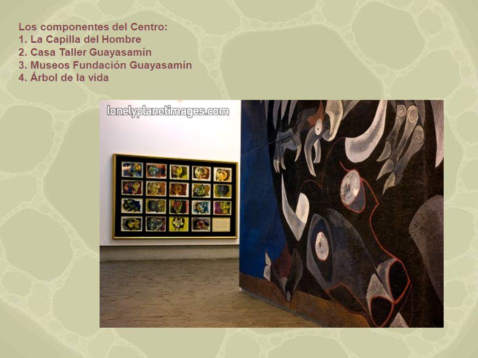 Los componentes del Centro: