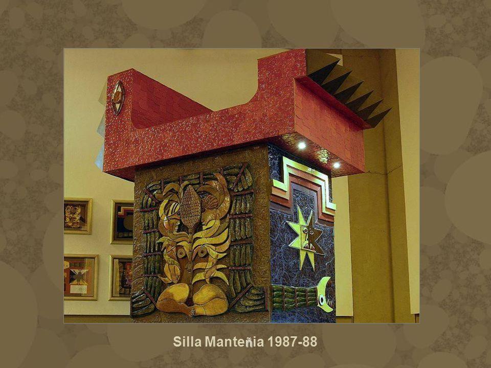 Silla Manteñia 1987-88