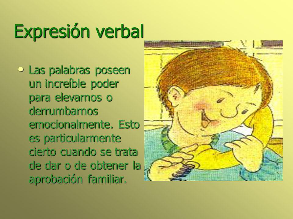Expresión verbal