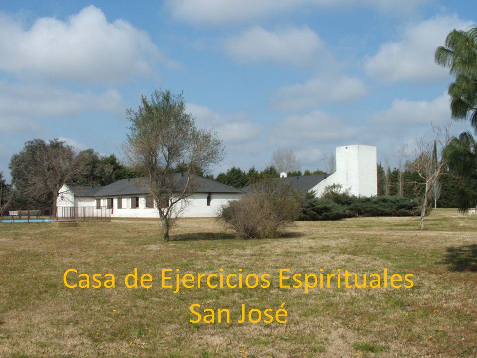 Casa de Ejercicios Espirituales