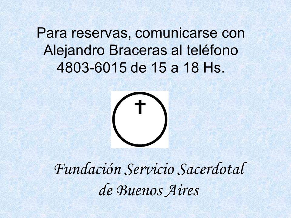 Fundación Servicio Sacerdotal de Buenos Aires