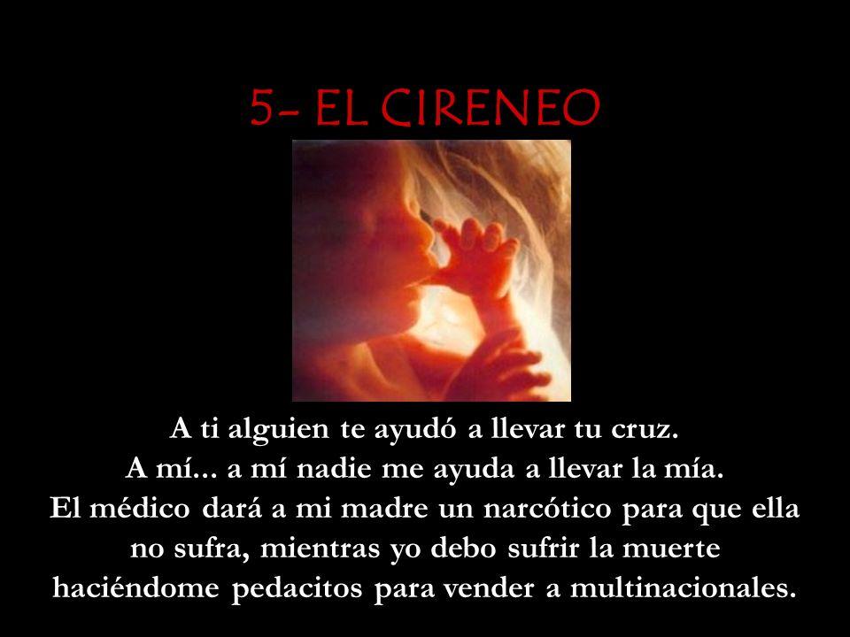 5- EL CIRENEO