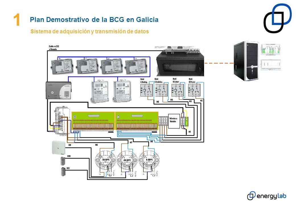 1 Plan Demostrativo de la BCG en Galicia