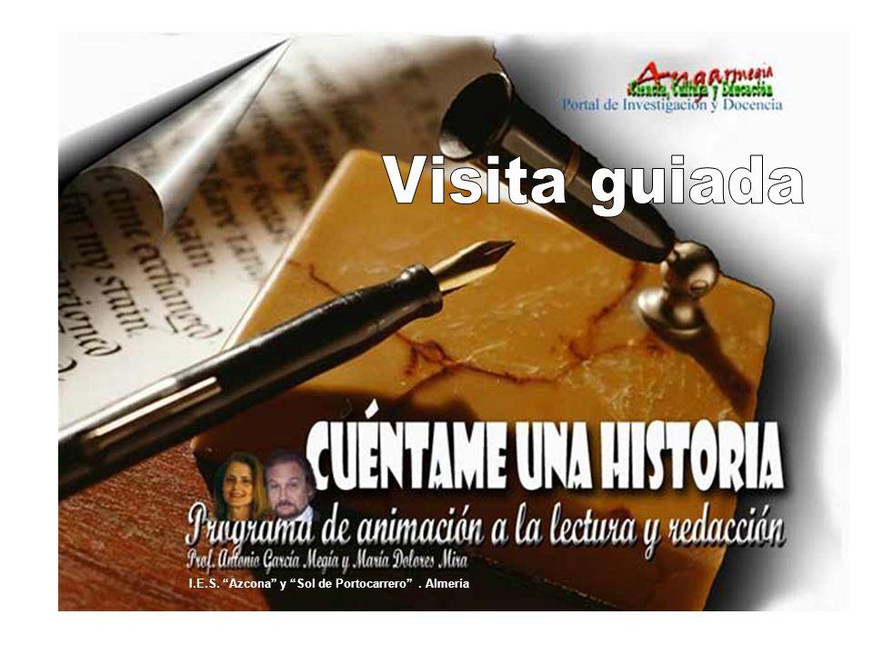 Visita guiada I.E.S. Azcona y Sol de Portocarrero . Almería
