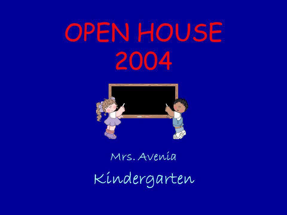Mrs. Avenia Kindergarten