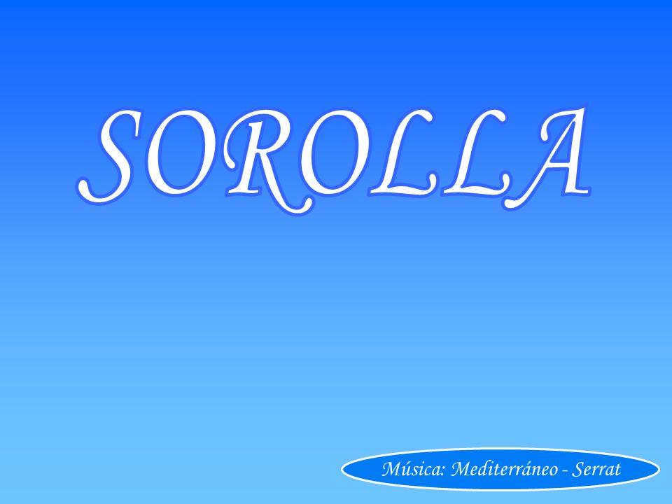 Música: Mediterráneo - Serrat