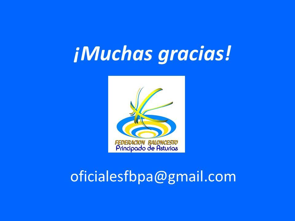 ¡Muchas gracias! oficialesfbpa@gmail.com