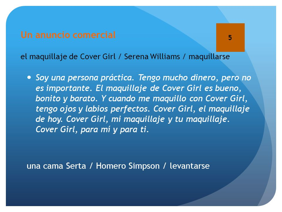 el maquillaje de Cover Girl / Serena Williams / maquillarse