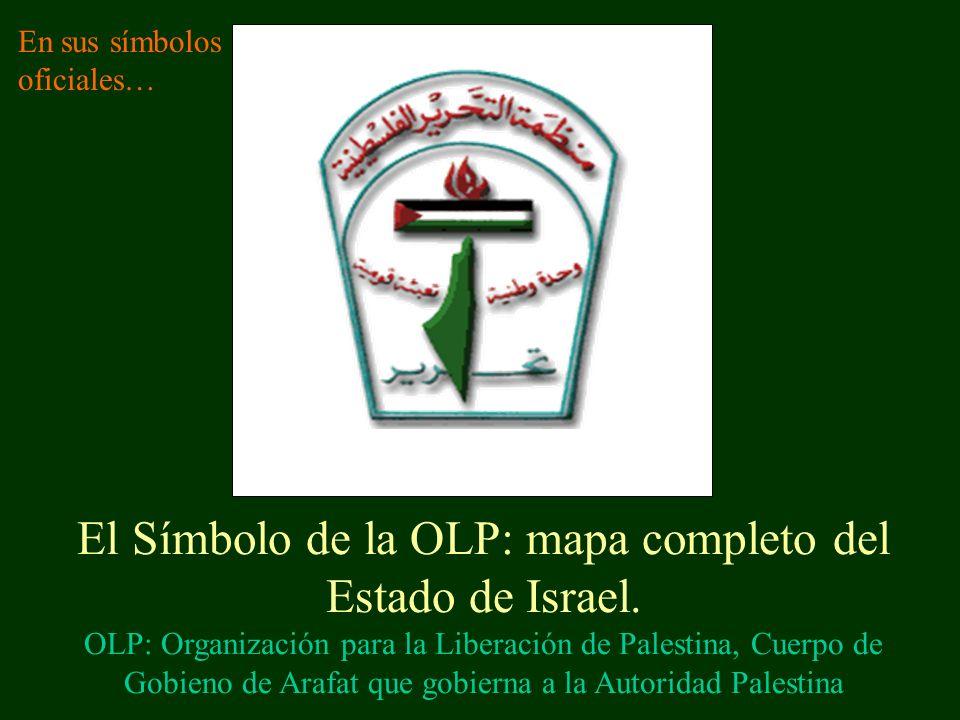En sus símbolos oficiales…